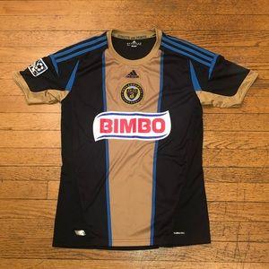 Philadelphia Union Adidas Climacool Jersey Bimbo